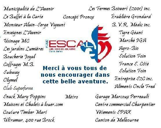 Groupe ESCAL (Échange Socio-Culturel Amical L'Avenir)