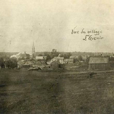 Mémoire d'un village